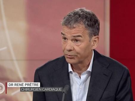 Star-Herzchirurg René Prêtre wird von einer zweifelhaften Studie eingeholt