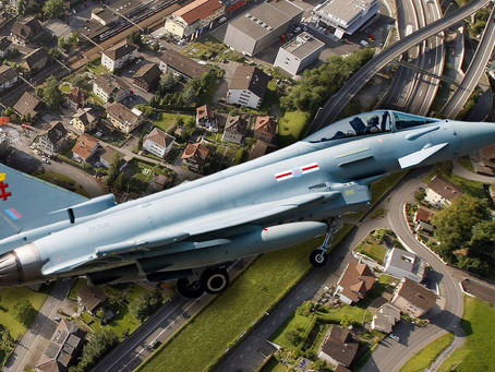 Kampfjet-Korruption: Die Spur führt nach Hergiswil