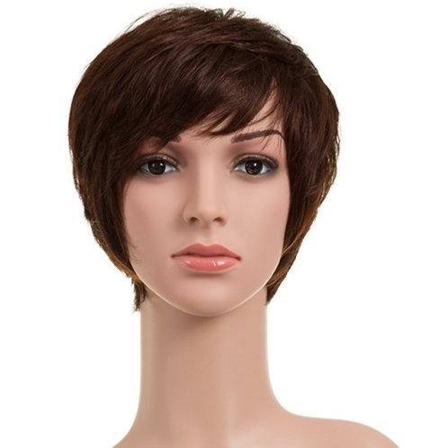 Human Hair Full Wig