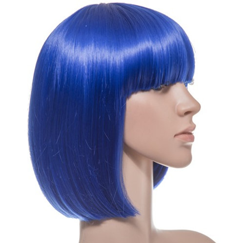 Colour Party Bob Wig