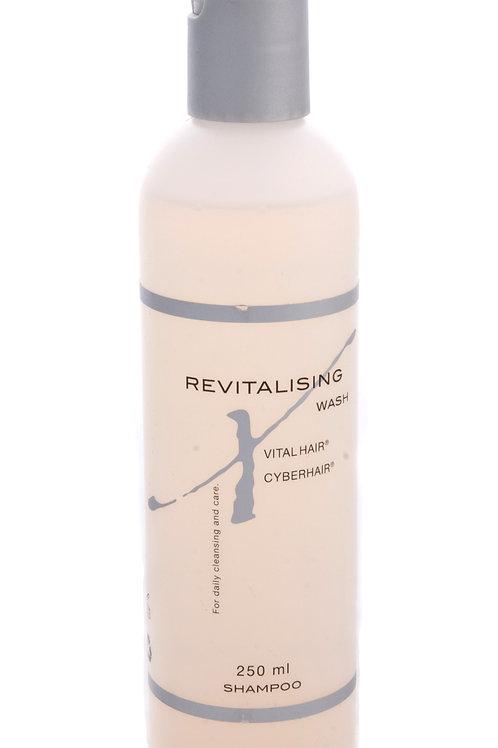 Cyber revitalising shampoo wash 100mls