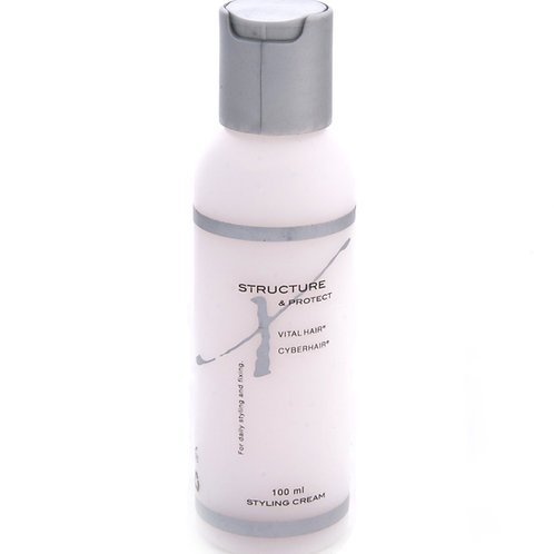 CYBER STRUCTURE & PROTECT CREAM 100MLS