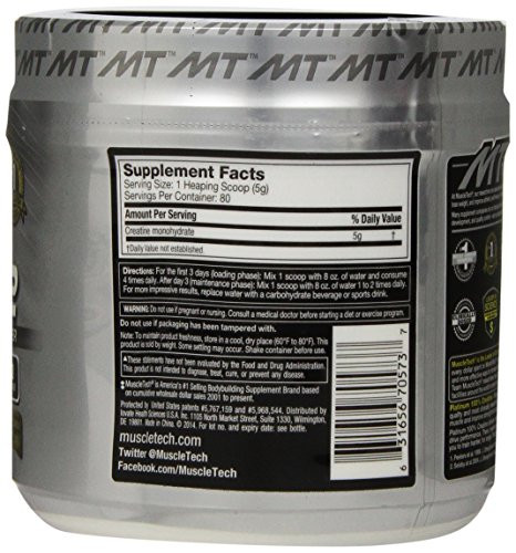 Supplement Review: Creatine