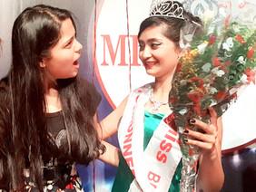 Miss Nepal ICON 2016: Congratulations Trishna Shrestha