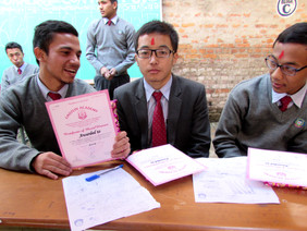 Science faculty dominates EA Inter-Class Quiz Contest 2016