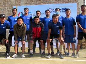 EA enters semis round of 4th HISSAN Boys' Volleyball
