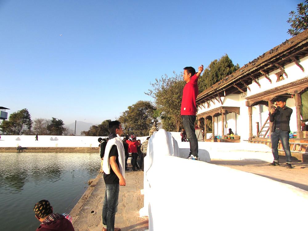 Siddha Pokhari (Bhaktapur)