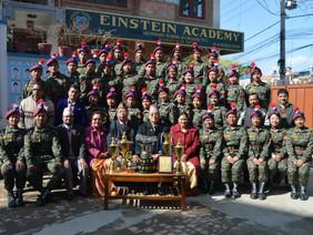 NCC Best Platoon title Triumph