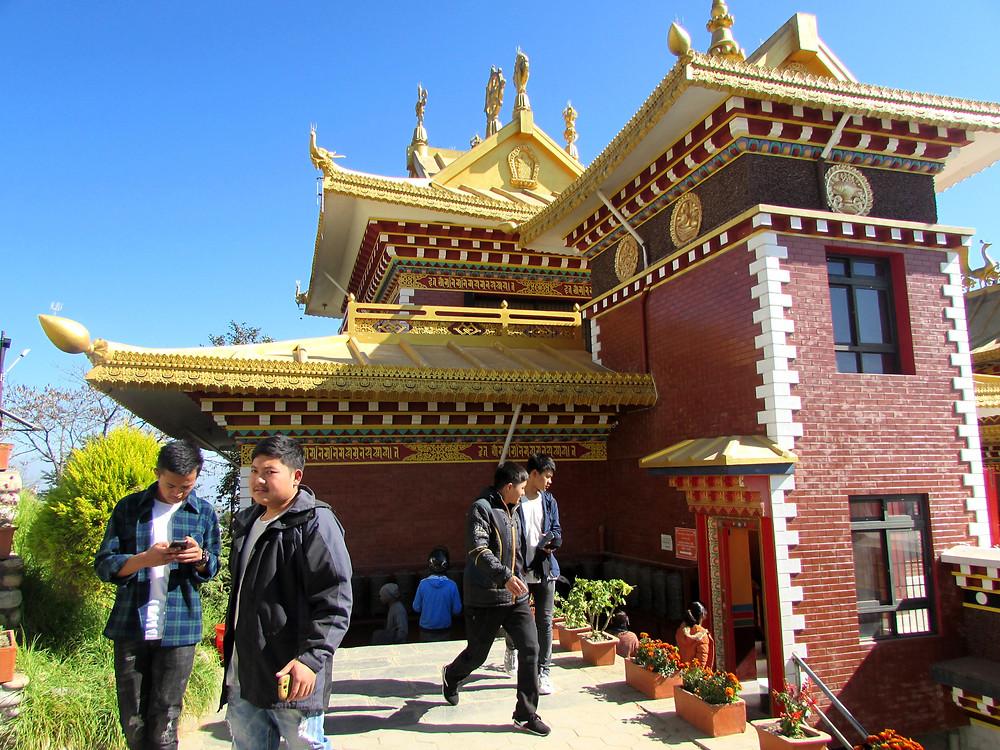 Namo Buddha (Shyampati VDC-Kavre)