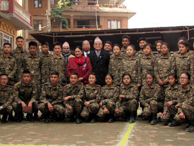 EA Cadets leaves for Hattikhor 21-Day Annual Camp