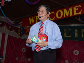 Welcome & Orientation Program – July 22, 2016 (In Pictures)