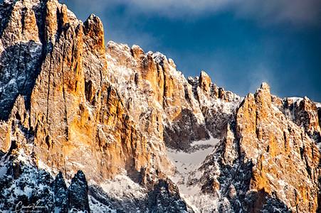 Sassolungo - Val Gardena (BZ)-Italy