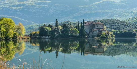 Castel Toblino Trentino (Italy)