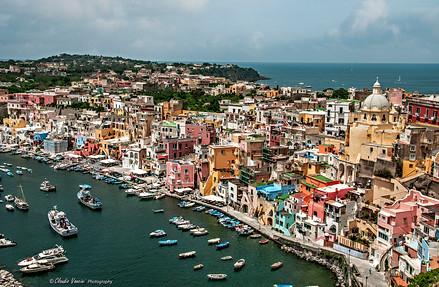Procida - Naples, Italy