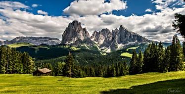 Gruppo del Sassolungo - Val Gardena (BZ) - Italy