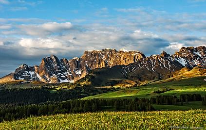 Alpe di Siusi - Alto Adige, Italy