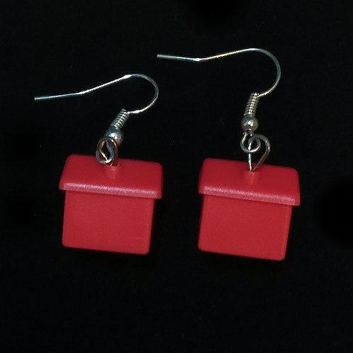 Game Piece Earrings