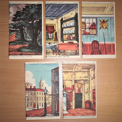 Oliver Twist Notebooks
