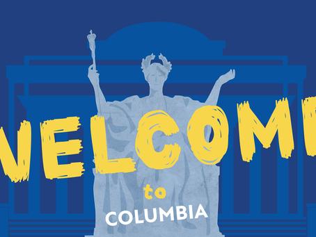 Countdown to Columbia 2021