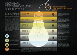 Light Festival infographic