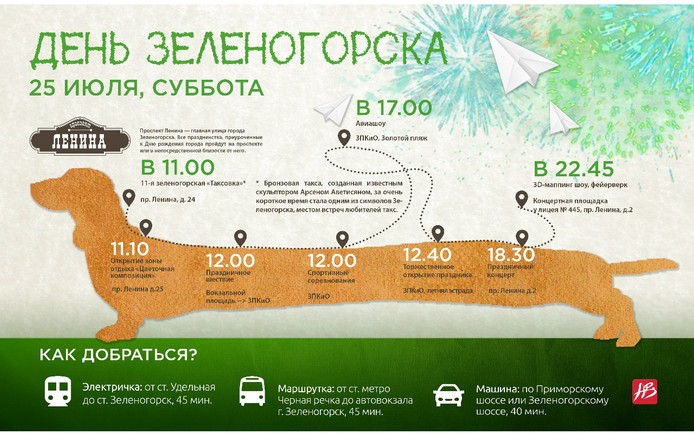 City of Zelenogorsk fest