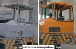 carrozzeria mezzo portuale