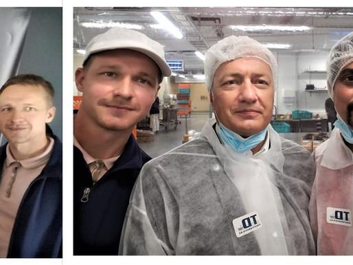 Visit to Eesti Leivatööstus AS