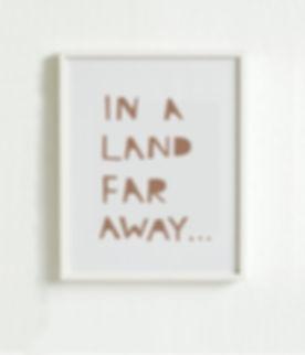 Far Away Land Poster 2