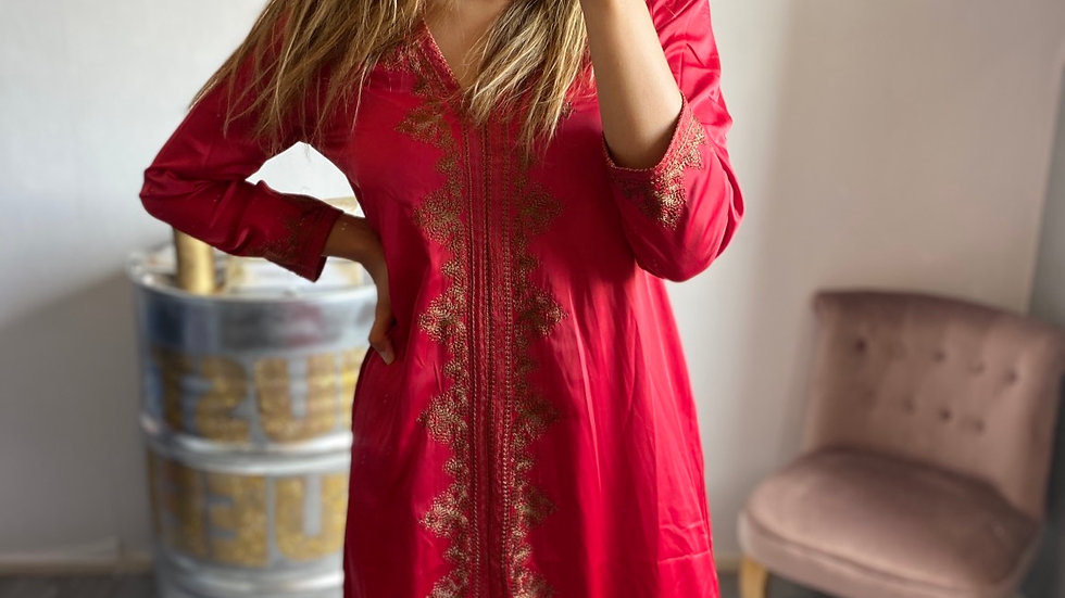 Robe Inspiration orientale
