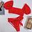 Thumbnail: Bikini rouge