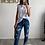 Thumbnail: Jeans foncé déchirer