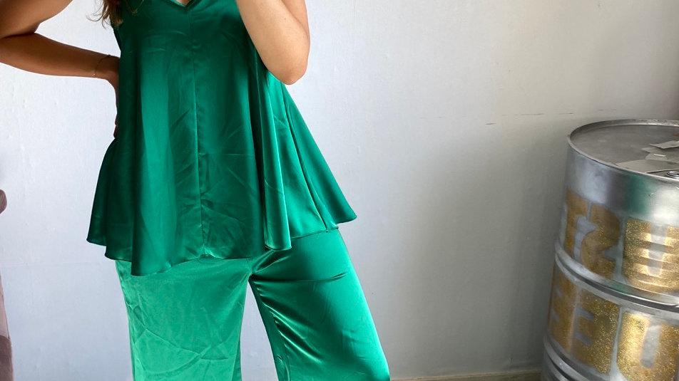 Ensemble fluide vert
