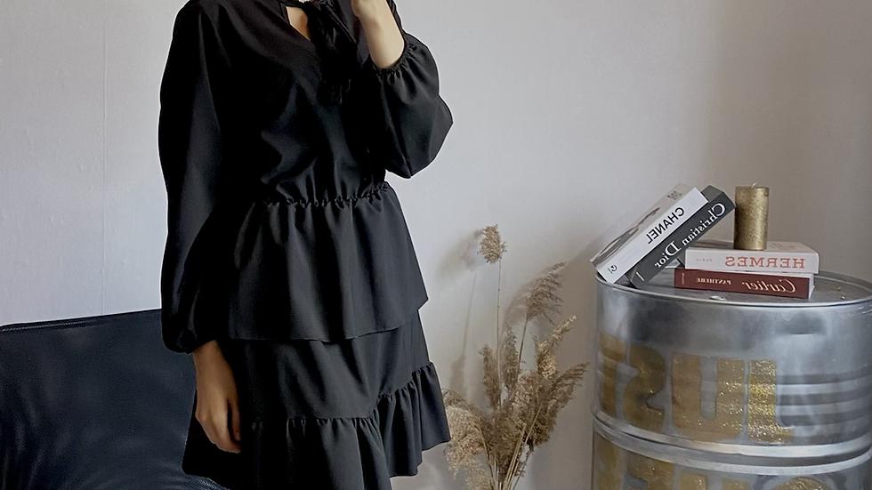Robe à noeud