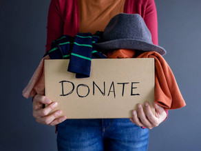 Why we give our cherished things to Goodwill