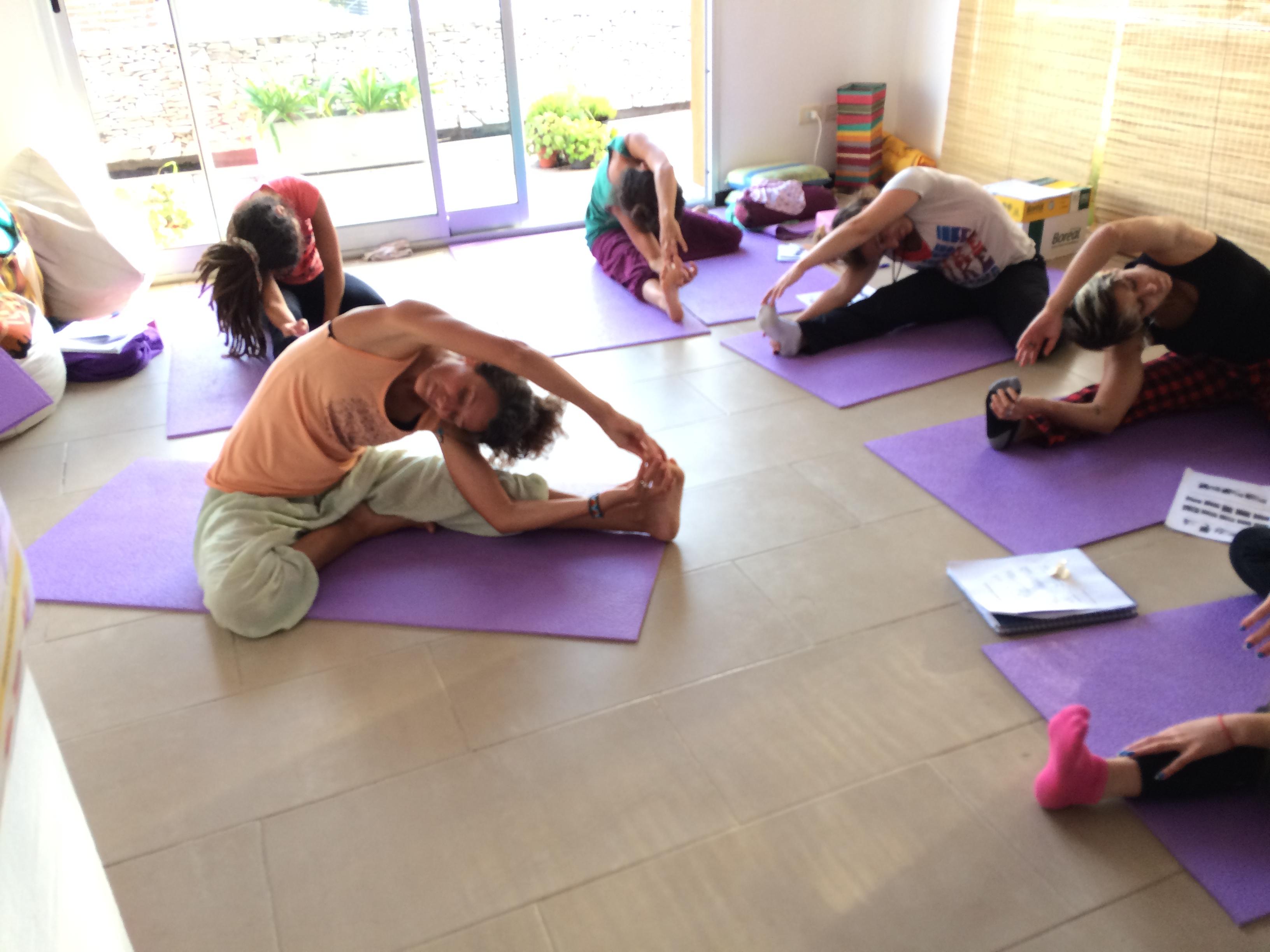 yoga pinamar