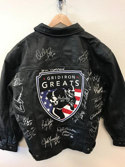 Signed Leather Jacket