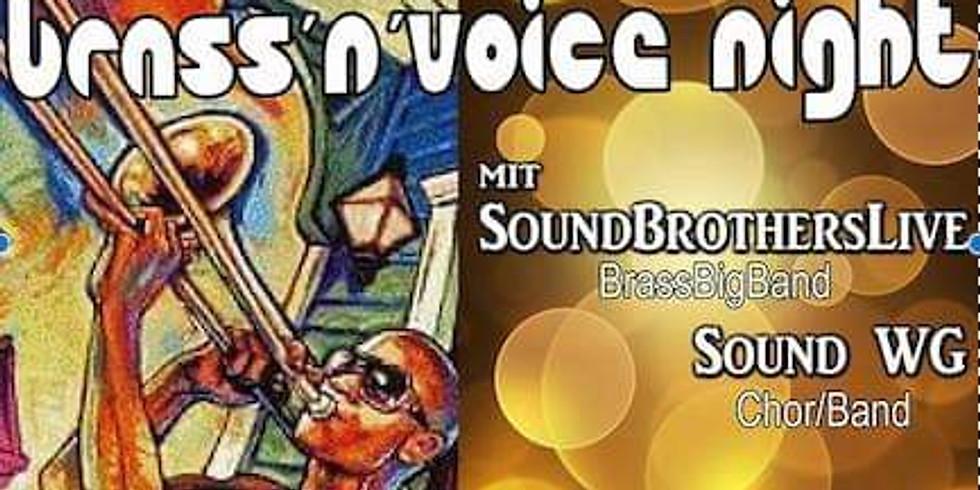 Brass'n'Voices @ Zuckerfabrik Enns