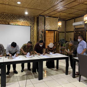 OpenBank+ Signing Ceremony Mitra Jasa Lima with BPR Area Bekasi Timur