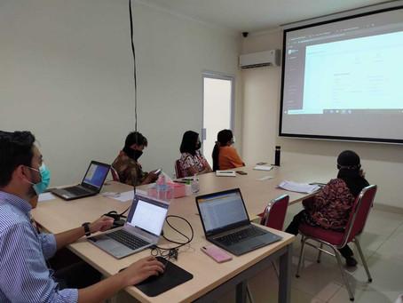 Aktifitas Training OpenBank+ (OBP) untuk BPR yang sudah bergabung
