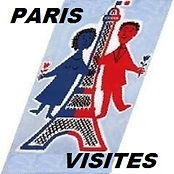 Logo Paris Visites