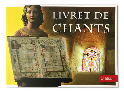 Livret de Chants