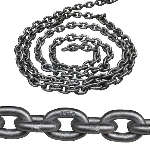 Lofrans' Hot Dip galvanized Chain ISO 4565