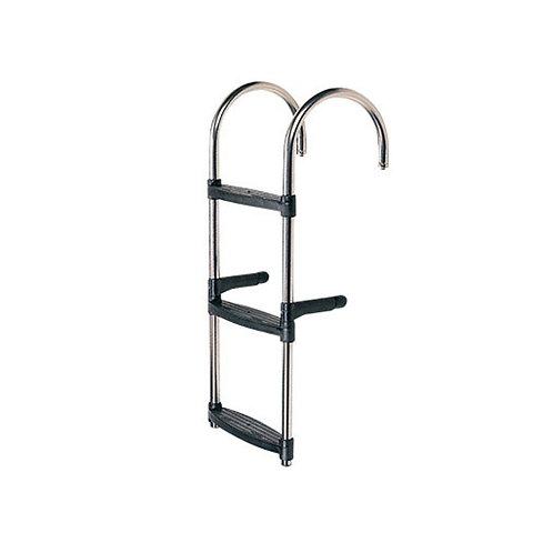 INOX Ladder 3 Steps