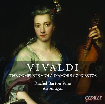 Rachel Barton Pine viola d'amore Vivaldi