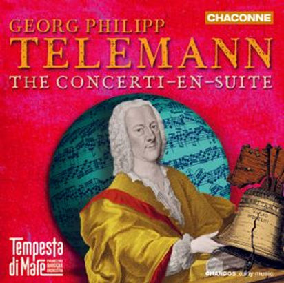 Telemann Concerti-En-Suite