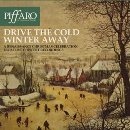 Piffaro Drive the Cold Winter Christmas