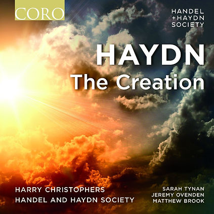Handel Haydn Creation