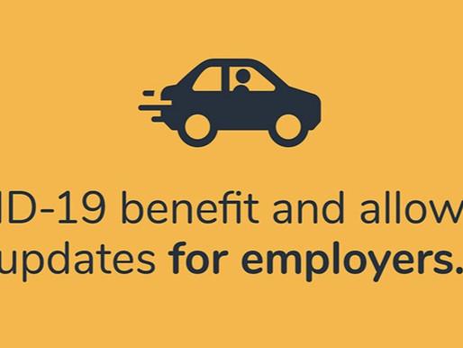Employer - Provided benefits & allowances