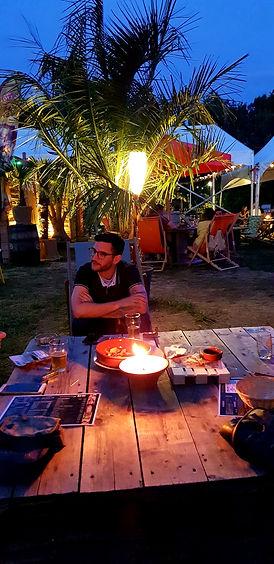La Payotte bar d'ambiance lounge chill cosy terrasse dj concert Mazé Milon anjou maine et loire