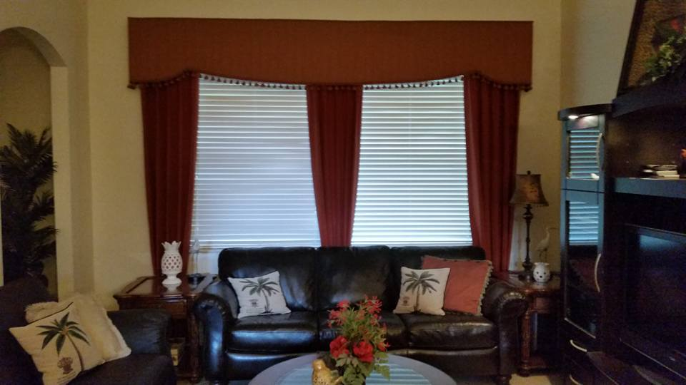 Valance Drapes Shade